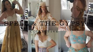 Spell And The Gypsy Collective | STYLE TRY-ON/WANTED TO FEEL PRETTY WHILE IN ISO