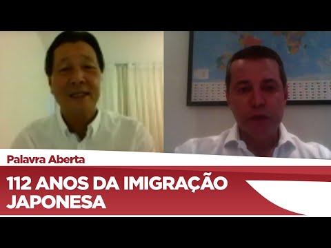 Luiz Nishimori comenta 112 anos da imigração japonesa no País - 16/06/20
