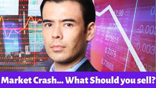 Stock Market Crash...what should You Sell Now?