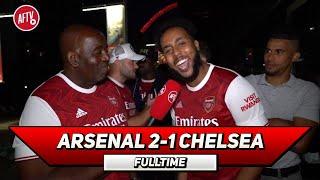 Arsenal 2-1 Chelsea | Livz Tears Into Lampard & Chelsea Fans!