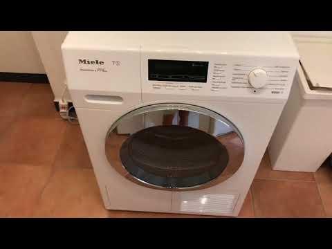 Asciugatrice a pompa di calore - come funziona?
