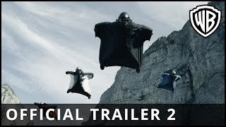 Point Break – Official Trailer 2 - Official Warner Bros. UK