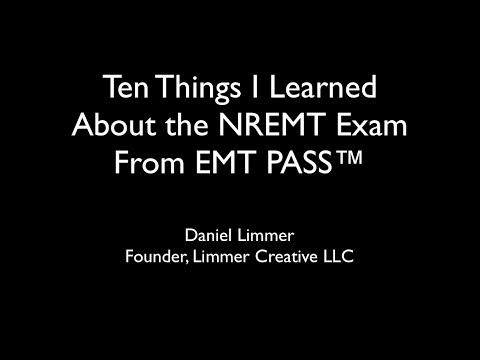 10 Things I Learned About the NREMT Exam from EMT PASS
