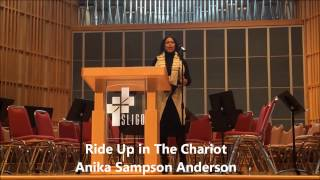Ride Up In The Chariot - Anika Sampson Anderson