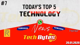 Today's Top 5 Interesting Trending Technological News | #07 | Tech Bytes