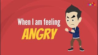 When i am feeling angry (with typo mistake in the video. Sorry.)| Feeling and Emotion Management