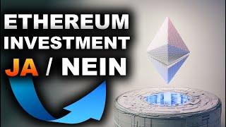 Warum fallt Ethereum weiter?