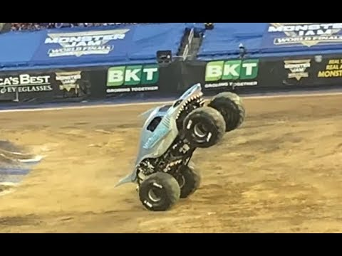 The BEST of MONSTER JAM Orlando 2019 championship