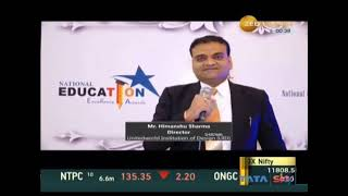National Education Excellence Awards 2019 @ Delhi (Zee Business)