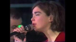 The Sugarcubes - Deus - Live @ Rockopop TVE, Barcelona, Spain, Dec, 3rd (03-25-1988) [Remastered]