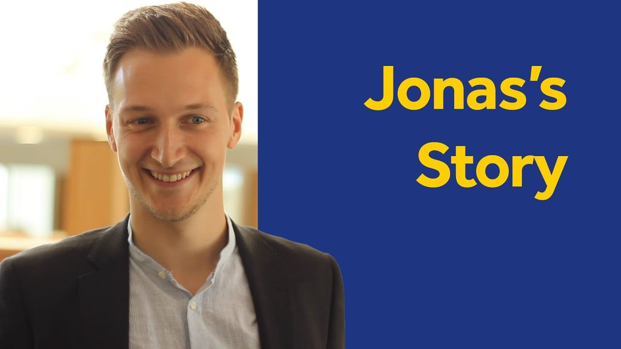 Jonas's Entrepreneurship Journey