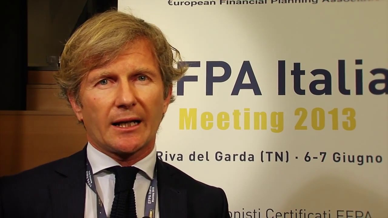 EFPA Italia Meeting 2013