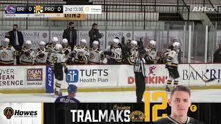 Sound Tigers vs. Bruins | Apr. 5, 2021