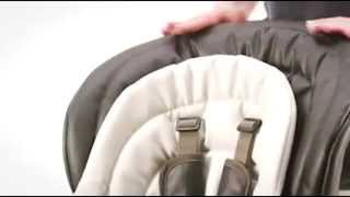 Chicco Polly Magic Highchair - Demonstration | BabySecurity