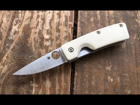 The Spyderco Lil' Nilakka Pocketknife: The Full Nick Shabazz Review