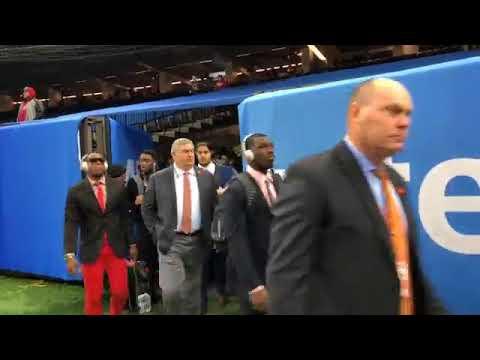 TigerNet: Clemson arrives to the Superdome