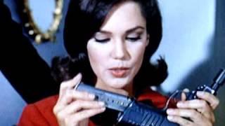 "Nice Pistol Reload 2 / 2 Mary Ann Mobley "" U.N.C.L.E. """