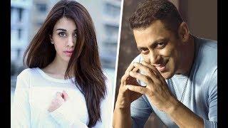 Salman Khan Welcomes New Girl | Loveratri Movie |  Warina Hussain | Bollywood