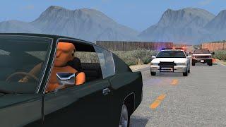 Crash Test Dummy: Border Crossing 3 | BeamNG.drive