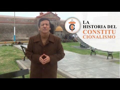 LA HISTORIA DEL CONSTITUCIONALISMO - Tribuna Constitucional 71- Guido Aguila Grados