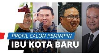 Inilah Profil Empat Calon Pemimpin Ibu Kota Baru yang Diumumkan Jokowi