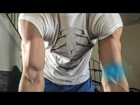 Comme à lhomme gonfler vite les muscles à bras