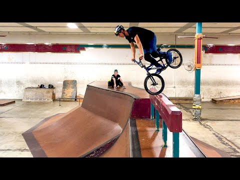 Chenga World BMX Contest - First In Over 10 Years!