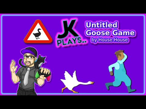 Untitled Goose Game!