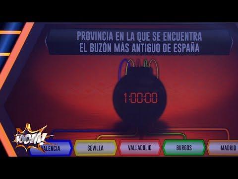 El buzón más antiguo de España es explosivo - BOOM