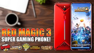 Playing Clash Royale & Clash of Clans on a SUPER GAMING PHONE!! The Red Magic 3 - Best Gaming Phone!