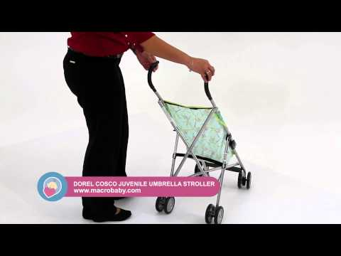 MacroBaby – Cosco Juvenile Umbrella Stroller (without canopy)