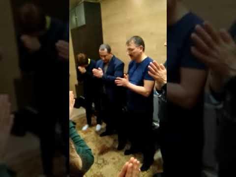 Причастие в церкви в крещение