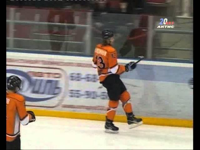 Ангарский «Ермак» выиграл у «Кубани»