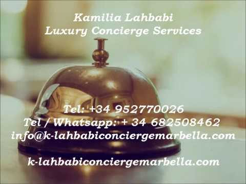 Kamilia Lahbabi Luxury Services