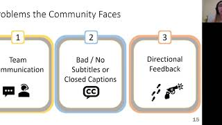 Design Barriers for Deaf & Hard-of-Hearing Gamers