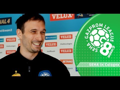 SEHA in Cologne: Igor Karacic talks ahead of Final 4