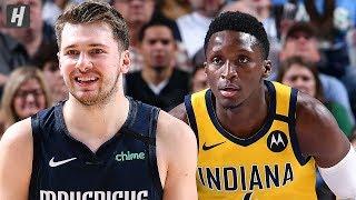 Indiana Pacers vs Dallas Mavericks - Full Game Highlights   March 8, 2020   2019-20 NBA Season