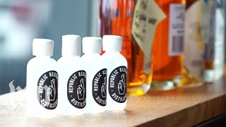 Distillers across the nation are scrambling to produce hand sanitizer, but they're short of supplies