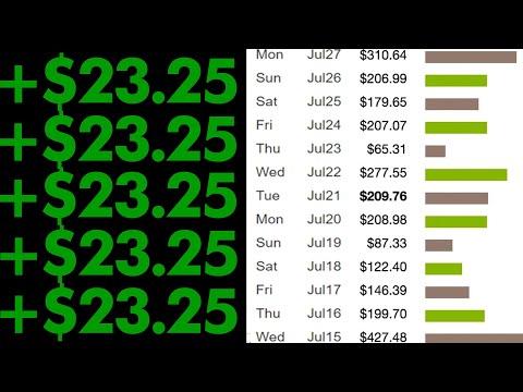 Kaip užsidirbti pinigų čia ir dabar