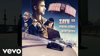 ZAYN   Dusk Till Dawn (Audio) Ft. Sia | Radio Edit |