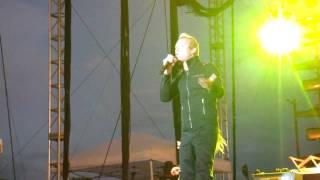 THOUSAND FOOT KRUTCH LIVE: Bring Me To Life (Sonshine Festival 2010)