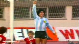 Pele Vs Maradona