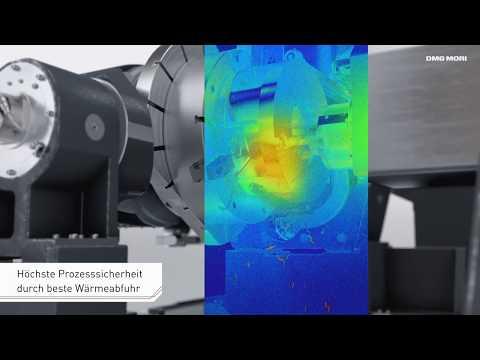 DMU | DMC 65 H monoBLOCK – Die Evolution in der Universalbearbeitung