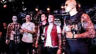 Avenged Sevenfold Red Bull Sound Space Interview With Stryker