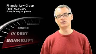 Driver Responsibility Fees and Bankruptcy Explained by Michigan Lawyer