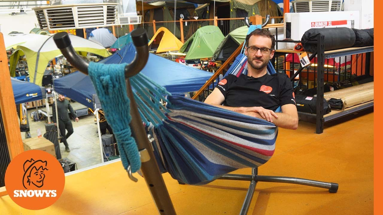 Anywhere Hammock Double & Frame