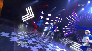 ChAOS - She's Coming, 카오스 - 그녀가 온다, Music Core 20120204