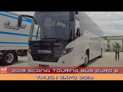 Download Scania Touring Hd Bus 2018 Exterior And Interior Video 3GP