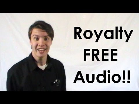 Royalty FREE Audio Comercial!
