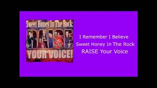 Sweet Honey In The Rock I Remember I Believe (RAISE YOUR VOICE)